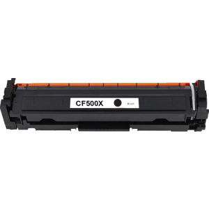 HP CF500X (202X) Black Compatible High Yield Toner Cartridge with newest CHIP