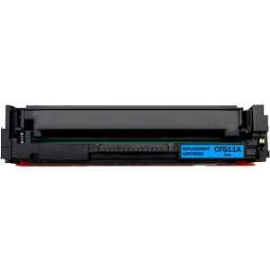 HP CF511A (204A) Cyan Compatible Toner Cartridge with newest CHIP