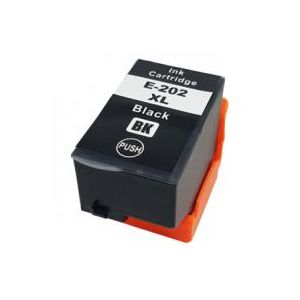 Epson 202XL Black High Yield Compatible Ink Cartridge