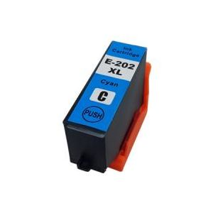 Epson 202XL Cyan High Yield Compatible Ink Cartridge