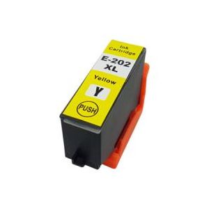 Epson 202XL Yellow High Yield Compatible Ink Cartridge