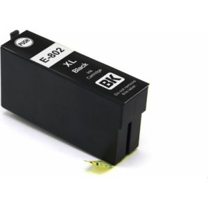 Epson 802XL Black High Yield Compatible Ink Cartridge