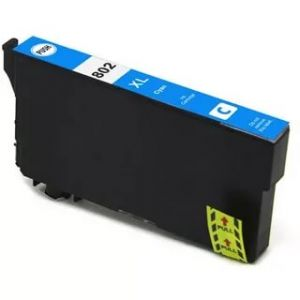 Epson 802XL Cyan High Yield Compatible Ink Cartridge
