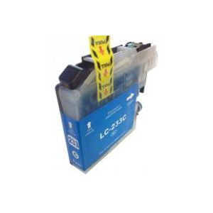 Brother LC-233XL Cyan Compatible High Yield Ink Cartridge
