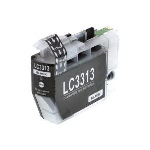 Brother LC-3313XL Black Compatible High Yield Ink Cartridge