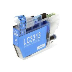 Brother LC-3313XL Cyan Compatible Ink Cartridge