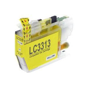 Brother LC-3313XL Yellow Compatible Ink Cartridge