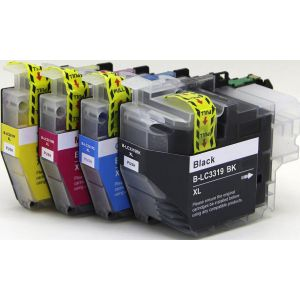 Brother LC-3319XL Magenta Compatible High Yield Ink Cartridge
