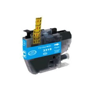 Brother LC-3319XL Cyan Compatible High Yield Ink Cartridge