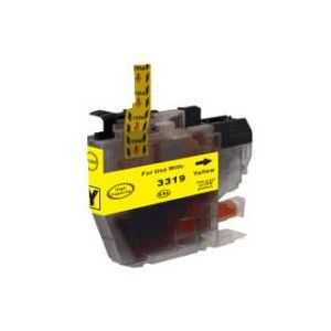 Brother LC-3319XL Yellow Compatible High Yield Ink Cartridge