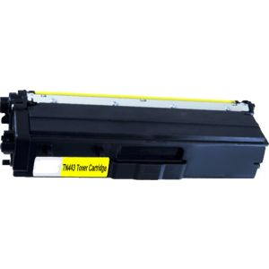 Brother TN-443 Yellow Compatible High Yield Toner Cartridge